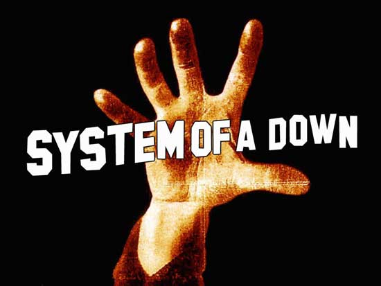 System Of A Down Album