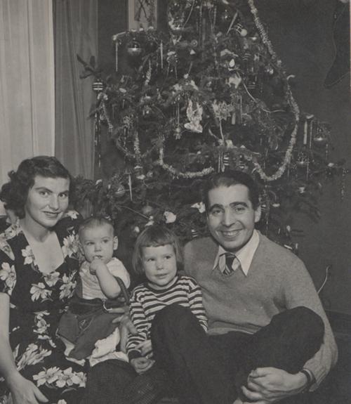 John Heartfield's Family In America