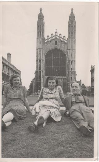 John Heartfield, Gertrud Fietz, Daughter-in-Law Lina Heartfield