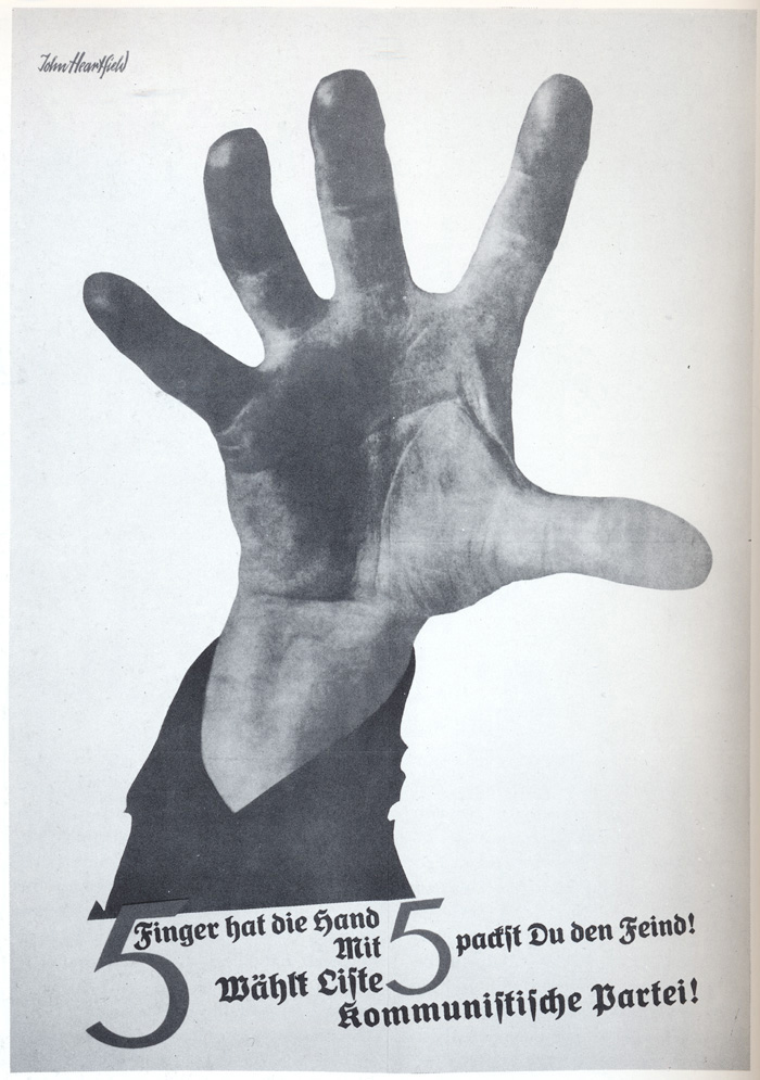 5 Finger hat die Hand [Five Fingers Has The Hand]