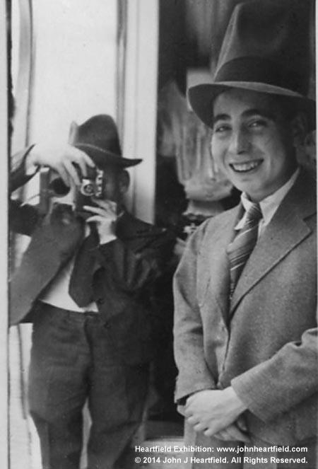 heartfield early photograph