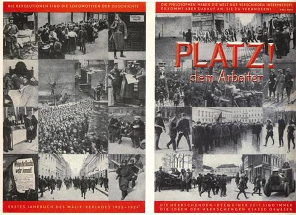 1924 Jahrbuch, Erstes
