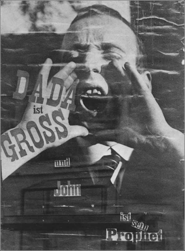 The Prophet Of Berlin Dada