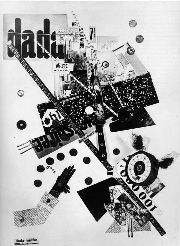 Berlin Dada Art Selection