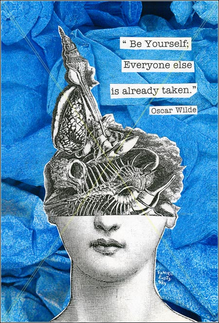 <em>Be Yourself</em><br />FaMoUs EmpTy Sky