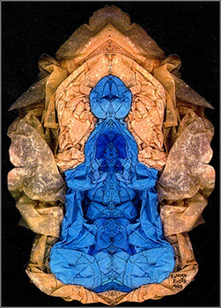 <em>Blue Buddha</em><br />FaMoUs EmpTy Sky