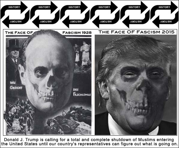 The Face Of Fascism 2015