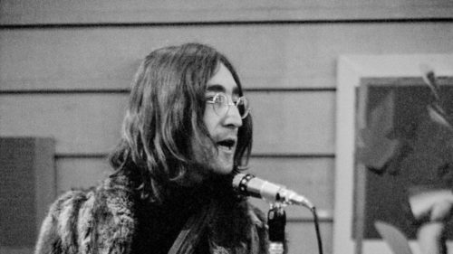 John Lennon and the Student Sit-in at Guildford School of Art