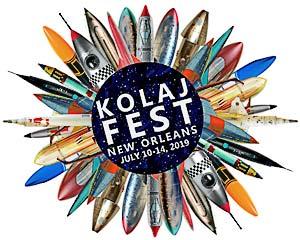 Collage Festival Art Culture Politics New Orleans