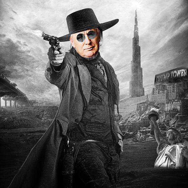 Inarticulate Gunslinger & The 2nd Amendment