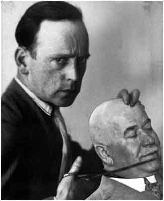 John Heartfield Collage Master Famous Photomontage Artist