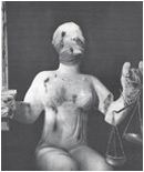 Famous Political Art John Heartfield photomontage Executioner Justice for AIZ Magazine