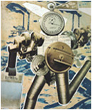 Famous Political Art John Heartfield photomontage Rationalization On The March for AIZ Magazine