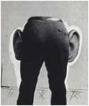 Famous Political Art John Heartfield photomontage A Berlin Saying